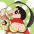 Crayon Shin chan 3D Butt Mouse Pad