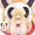 Inuzuka Tsumugi 3D Butt Mouse Pad