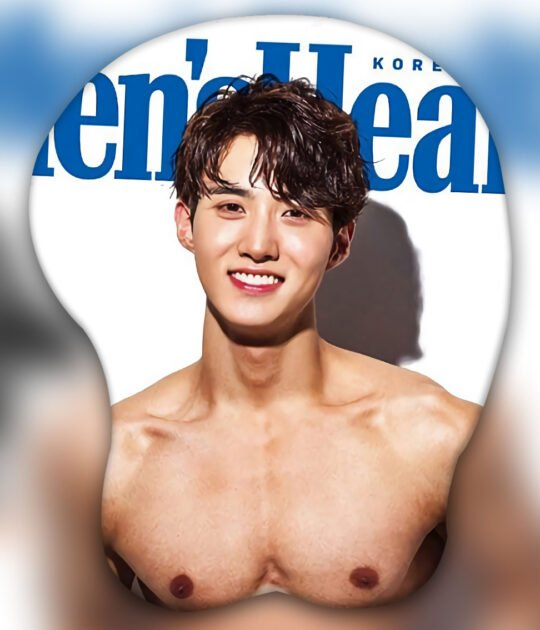 Yeo One 3D Oppai Mouse Pad